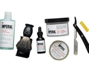 The Frontiersman Straight Razor Shaving Kit
