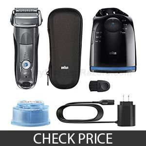 Best electric shaver Braun Electric Shaver, Series 7 790cc