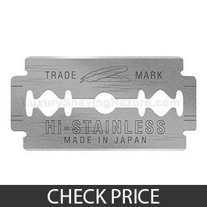 Best safety razor blades - Feather Double Edge Blades