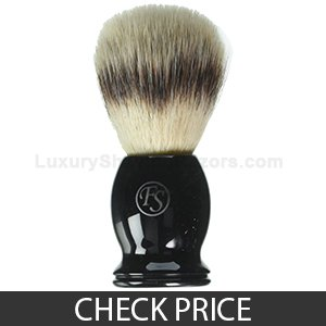 Best Synthetic Shaving Brush - Frank Shaving Pur-Tech Synthetic Hair, Drip Stand Included