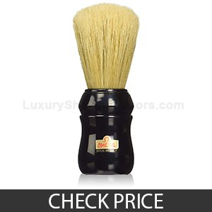 Omega Professional Boar Bristle Shaving Brush, no Drip Stand Included