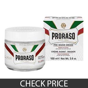 Best Pre-Shave Cream Proraso