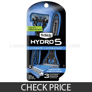 Schick Hydro 5 Razor With Flip Trimmer