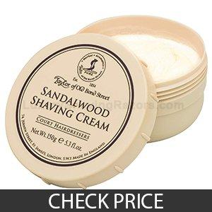 Best Shaving Cream - Taylor of Old Bond Street Sandalwood