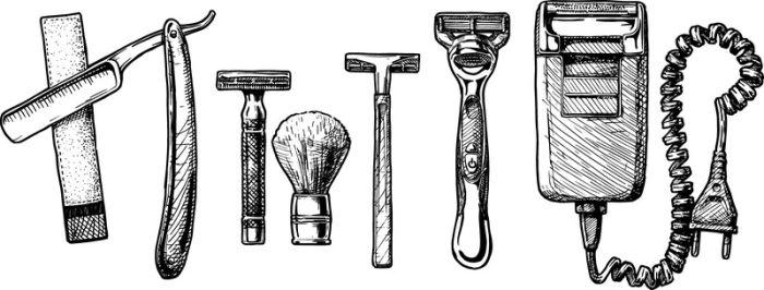 Finding best razor for men
