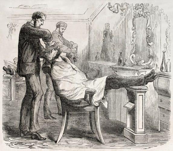Shaving History