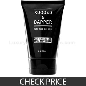 Rugged & Dapper Face Moisturizer for Men