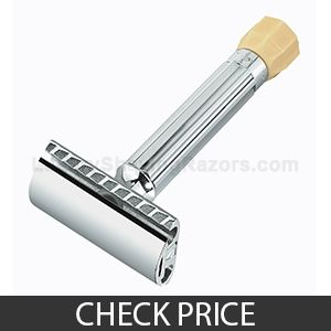 Merkur Adjustable (500 series) 2-piece Double Edge Safety Razor