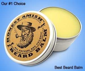 Our # 1 Choice - Best Beard Balm