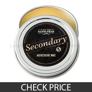Can You Handlebar All-Natural Secondary Moustache Wax