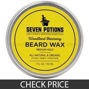 Seven Potions Beard Wax