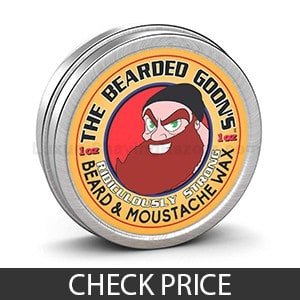 The Bearded Goon's Ridiculously Strong Beard & Handlebar Moustache Wax