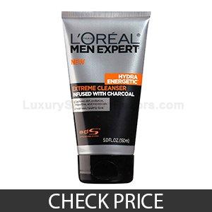 Best Budget Cleanser For Men - L'Oreal Paris Skincare Men Facial Cleanser