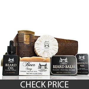 Maison Lambert Deluxe Beard Care Kit - Best Luxury Beard Grooming Kit