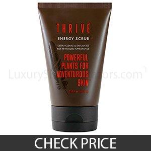 Thrive All Natural Men's Face Scrub