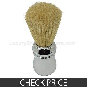 Omega Shaving Brush Boar Bristle AKA Pro 48