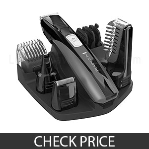 Remington PG525 Head to Toe Body Groomer Kit and Trimmer
