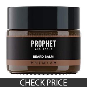 Prophets Premium Beard Balm - Best Beard Balm Straightener