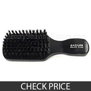 Badass Beard Care Beard Brush - Best Beard Brush For Long Beards