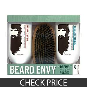 Billy Jealousy Beard Envy Kit - Best Beard Brush Kit
