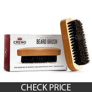 Cremo Beard Brush - Best Budget Beard Brush