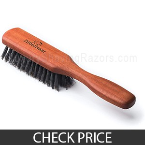 ZilberHaar Beard Brush - Best Beard Brush For General Use