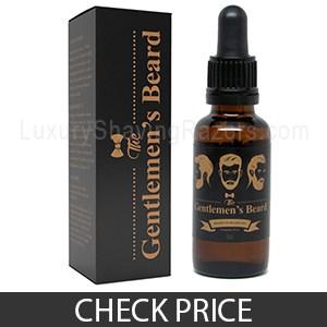 The Gentlemen's Beard Premium Beard Oil Leave-in Conditioner